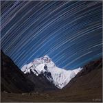 Astronomy Picture of the Day: Mount Everest Star Trails