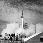 Astronomy Picture of the Day: The First Rocket Launch from Cape Canaveral