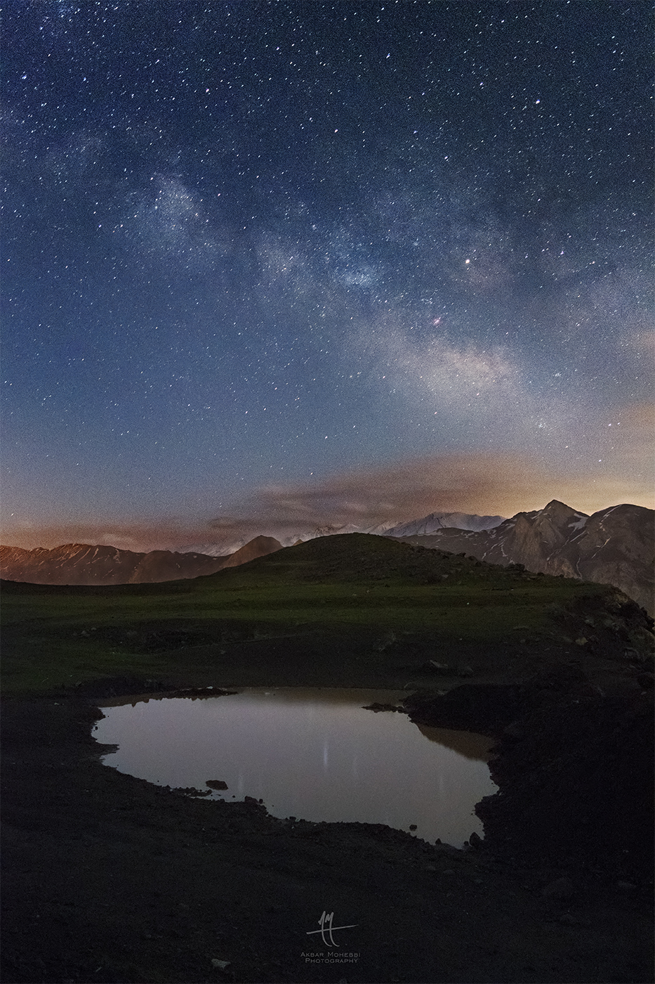 Milky Way and The Song of The Toads