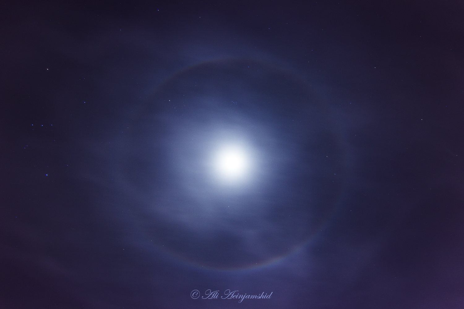 winter  halo