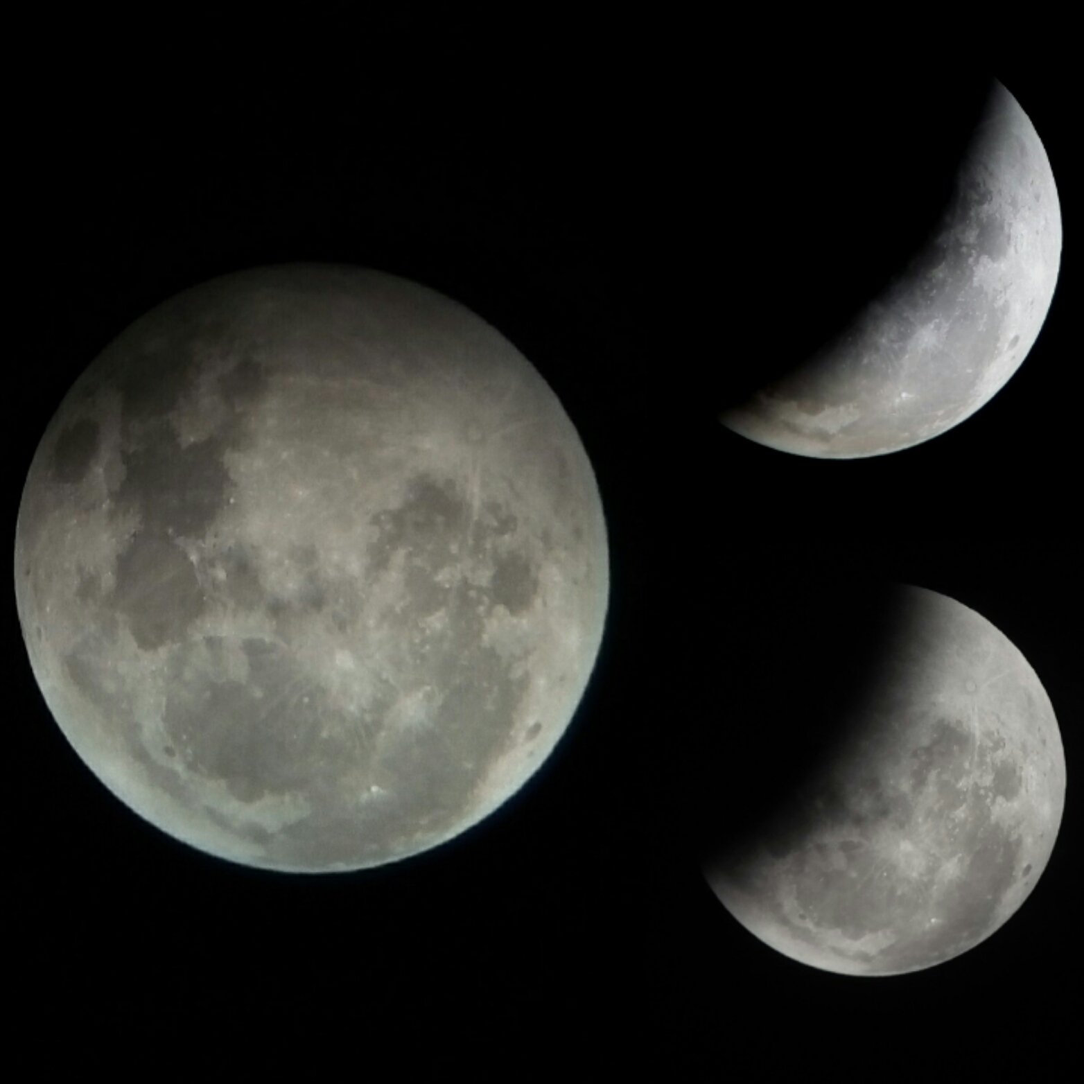 Lunar eclipse on 27 July 2018